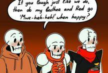 Comic Undertale