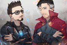 Doktorek i Tony