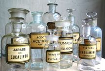 Apothecary & Altered Bottles