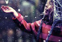 Those little precious moments  / Things that make me feel warm inside...  / by Claudia Alvarado