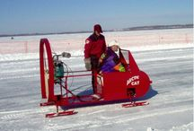 Aéro snowmobile