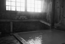 Hot spring,