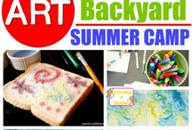 Summer Break / Awesome things to do with your kids over the summer break from school! Activities, lessons, ideas and DIY fun!