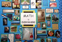 Matematik /Mathematics / Matematik her yerde / Maths is everywhere