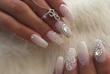 Sposa nails