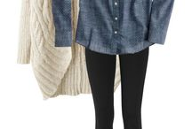 Fall and Winter Fashion / by Ashley Schibler