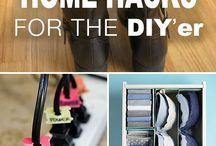 Home Hacks & Tips