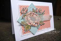 Stampin' Up! - Bithday Blooms