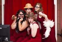 Photo Booth / Ideas for a Photo Booth