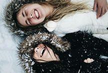 winter lovers❄⛄