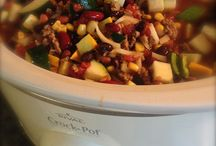 Soup + Stew Recipes / All about soups & stews! I love soups and warm food in the winter. It's so comforting!