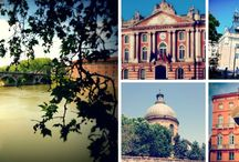 #Toulouse, my Pink City