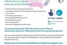 Advice and Advocacy