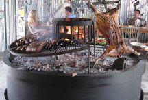 Homebuilt rotisseries (Zelfbouw grills)