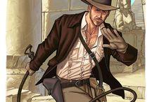 Fandoms: Indiana Jones / by Andy Poole
