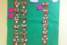 Classroom Groundhogs/St. Pats/Easter/Earth Day