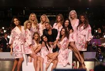 "Victoria's Secret Fashion Show 2017 - Backstage / The Angels are back! This year they landed in Shanghai for the first time, where they filled their biggest stage yet at the Mercedes-Benz Arena with a jaw-dropping array of heavenly looks. Monday's show marked the 15-year ""crystal anniversary"" of the creative partnership between Swarovski and the legendary lingerie brand; in celebration, over a million crystals fired up the 2017 Victoria's Secret Fashion Show extravaganza."