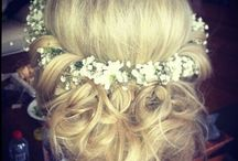 Hairs flower