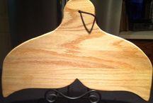 Coastal Style Cutting Boards