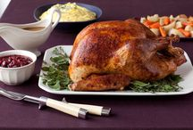 TURKEY RECIPES with SIDES
