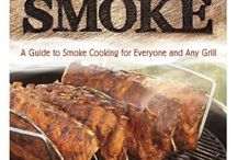 Grilling & Barbecue Recipe Books / by GrillingWithRich