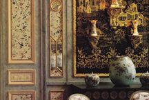 interni classici...classic interiors