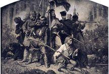 Powstanie styczniowe 1863 / Powstanie styczniowe wojna polsko-rosyjska 1863