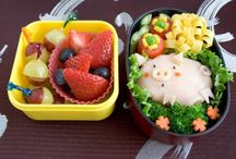 Food ideas for the little one / by Sandra Ro Ra