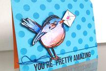 Dina Wakely birds