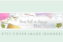 Etsy Banners