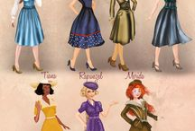 Disney/fancy dress