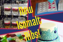 Isomalt Nibs / Awesome Isomalt nibs perfect for making Jems and other cake decorations