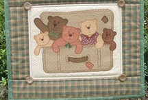 "Applique /  YOU WILL FIND HUNDREDS OF PATTERNS AND IDEAS ON MY BOARDS ""STITCHERY"" AND ANY ENDING IN ""ALL CRAFT TYPES, Please limit your pins to 10 pins per board,per day,if you ""Raid""my boards you will be blocked. / by Catherine Bonser"