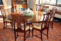 Antique Furniture / Fine pieces of antique furniture built through the 18th and 19th century's