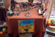 Small world- invitations to play / Small world play/thematic/story based.