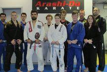 Seminars / Arashi Do Karate, MUay Thai, and Brazilian Jiu Jitsu Seminars!