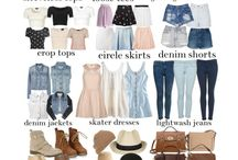 Wardrobe must-haves