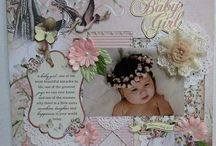 baby and young children layouts / by Deborah Tuttle