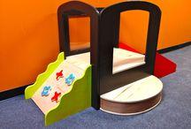 indoor playground big project