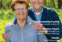 55 jaar getrouwd