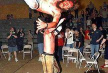 Ultimate Violent Wrestling