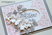 Floral Phrases Stampin Up