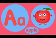 Alphabet/Numbers/Shapes/Colors @