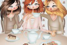 üç kız kardeşiz