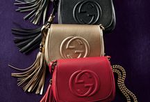 Gucci bags / Stylist