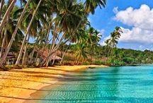 Playas / Lugares a los que quiero ir!!!
