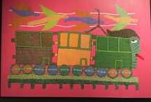 Tribal Art / Creative and Intricate tribal arts!