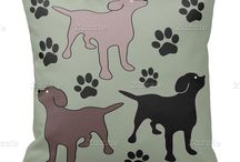 Dog Themed Designs and Gift Ideas / Gifts for dog lovers and their BF doggy friends.