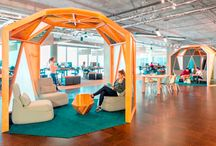 Workplace design features
