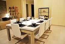 Billard table / Découvrez les billards table design qui vous permettront de prolonger vos repas entre amis par une partie de billard américain, francais ou mixte!
